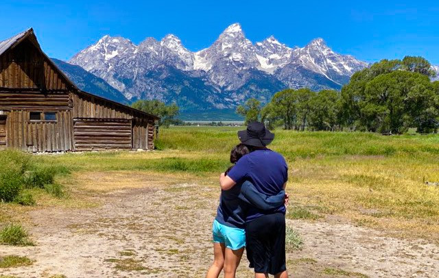 Wyoming's National Parks