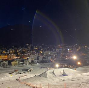 Trofea Baracchi: Stand nach Davos