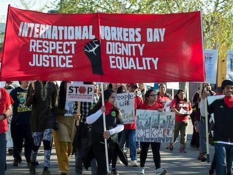 MAY 1st: Happy International Labor Day!