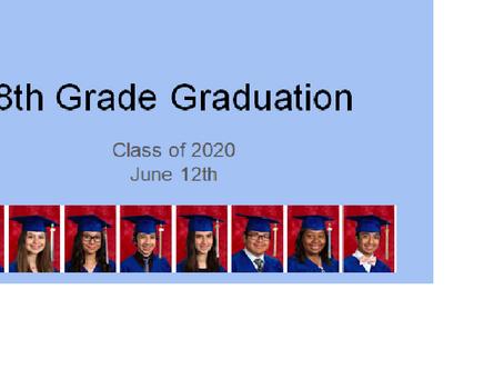 Les graduations à Saint Sébastian en 2020