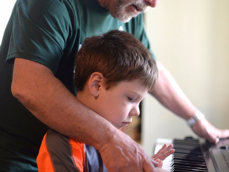Is your Child Ready to Start Music Lessons?