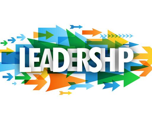 First Leadership Training