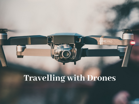 Can I Bring My Drone on a Plane?