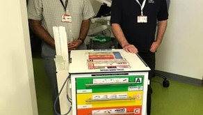 The 1st Difficult Neonatal Airway Trolley in the UK