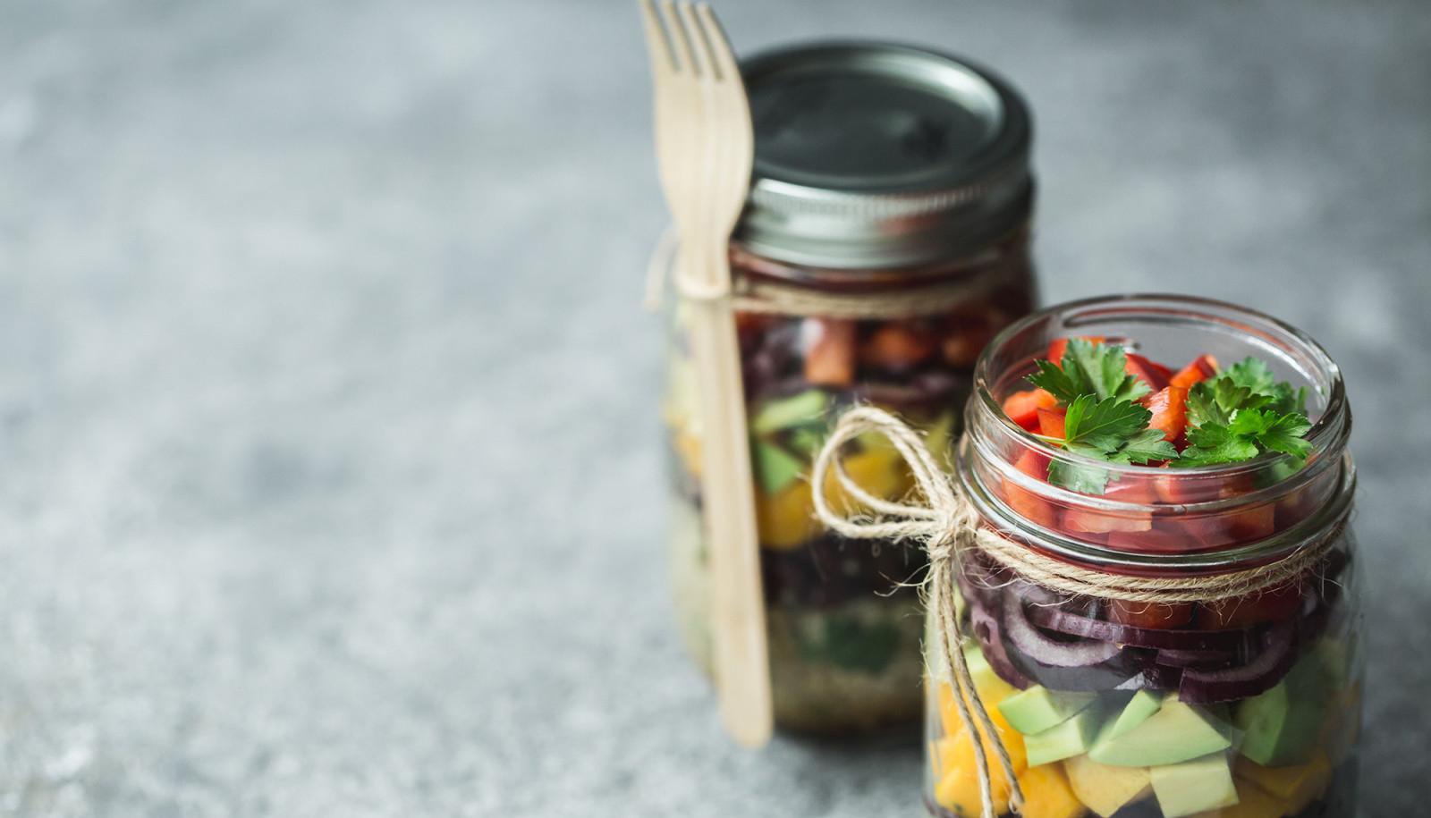 Quick and Easy Mason Jar Recipes