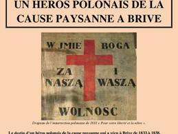 Un héros polonais de la cause paysanne à Brive