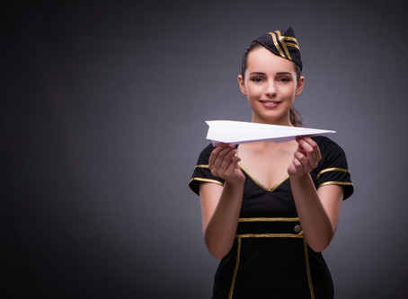 What studies have to be done in order to become an air hostess?