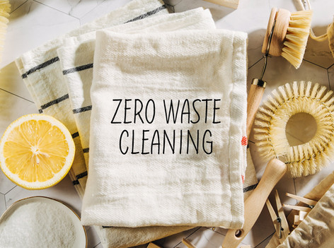 5 Zero Waste Cleaning Recipes For Your Entire Home