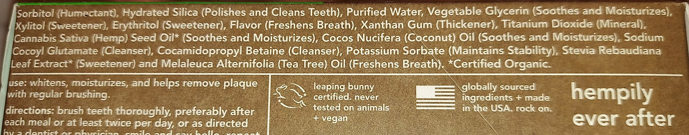"""A newer brand has more """"natural"""" and healthier ingredients."""