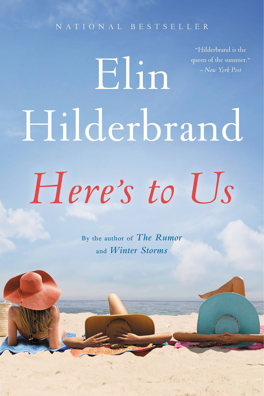 Here's To Us By Elin Hilderbrand : the book slut book reviews thebookslut