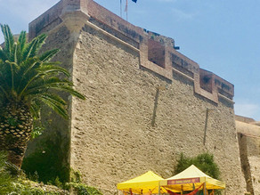 Notre boutique itinérante à Collioure jusqu'à fin septembre