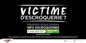 INFO ESCROQUERIES FRANCE