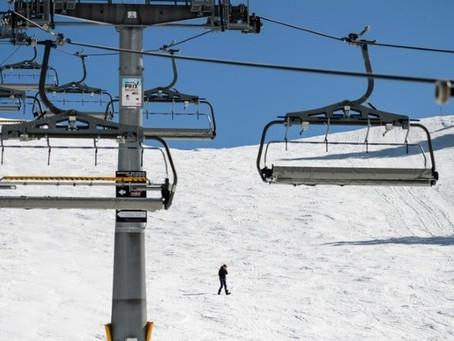Tronquée, la saison de ski pèse sur l'économie de montagne et ses saisonniers