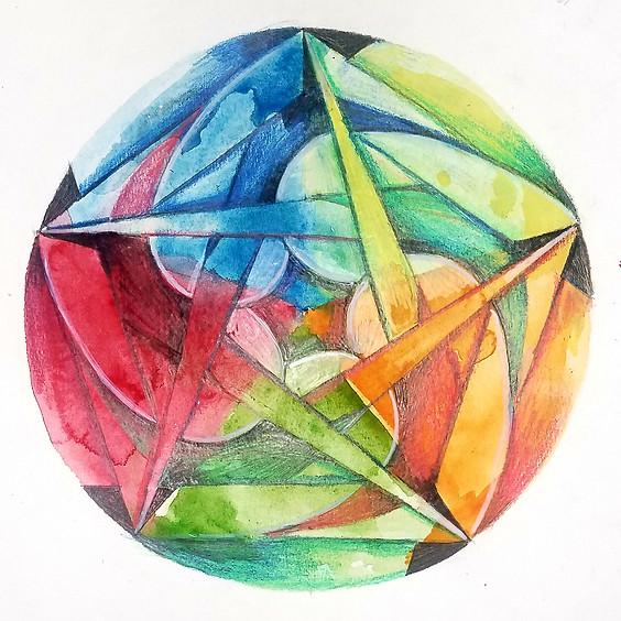Diseña tu Mandala / ZOOM