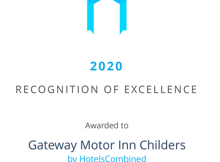 "Hotels Combined ""Recognition of Excellence"""