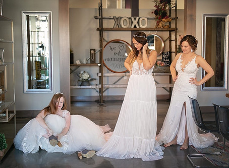 Our Interview with Adore Bridal Owner, Janice Yoder!