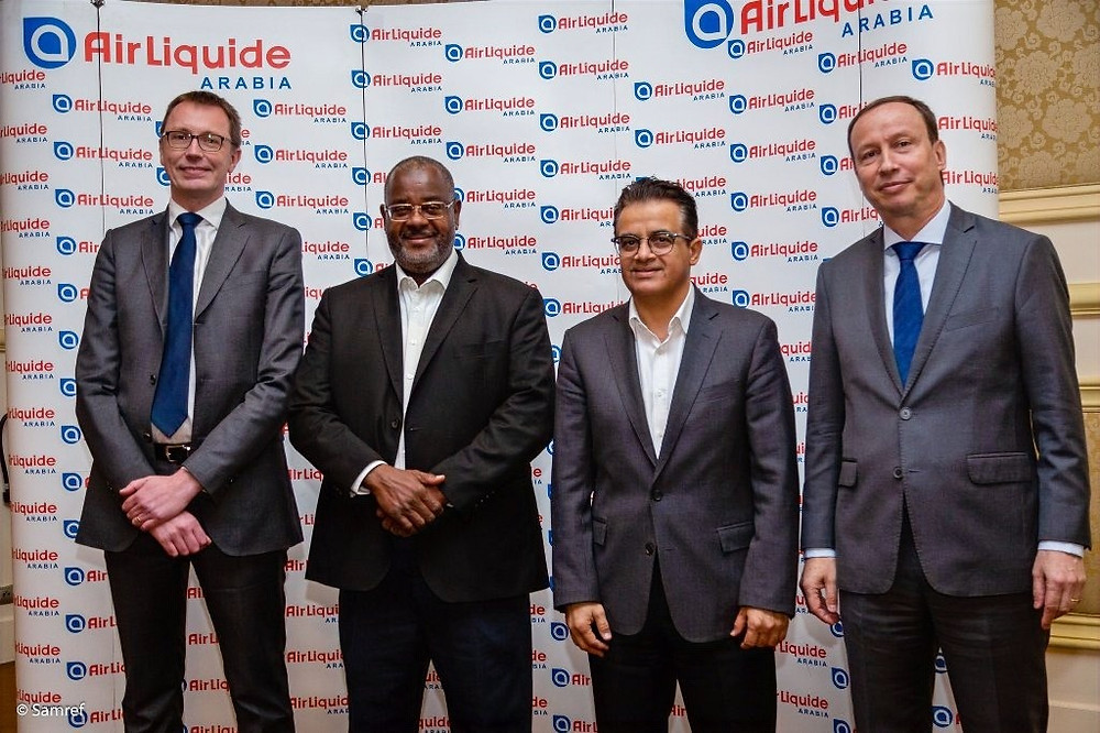 Air Liquide Arabia starts commercial operation of its West Coast's Yanbu pipeline network