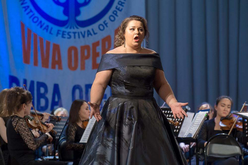 Вива опера Олеся Петрова Viva Opera Olesya Petrova