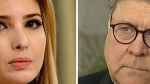 AG Barr and Ivanka Trump announce DOJ providing $35m in housing to human trafficking victims
