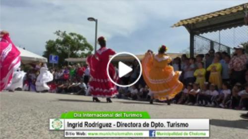 Así se conmemoró el Día Internacional de Turismo