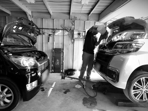 静岡県裾野市にあるこだわりの車屋さん「WINオートガレージ」