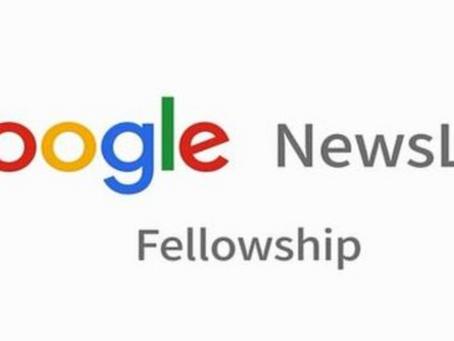 Yunsun receives 2019 Google Fellowship