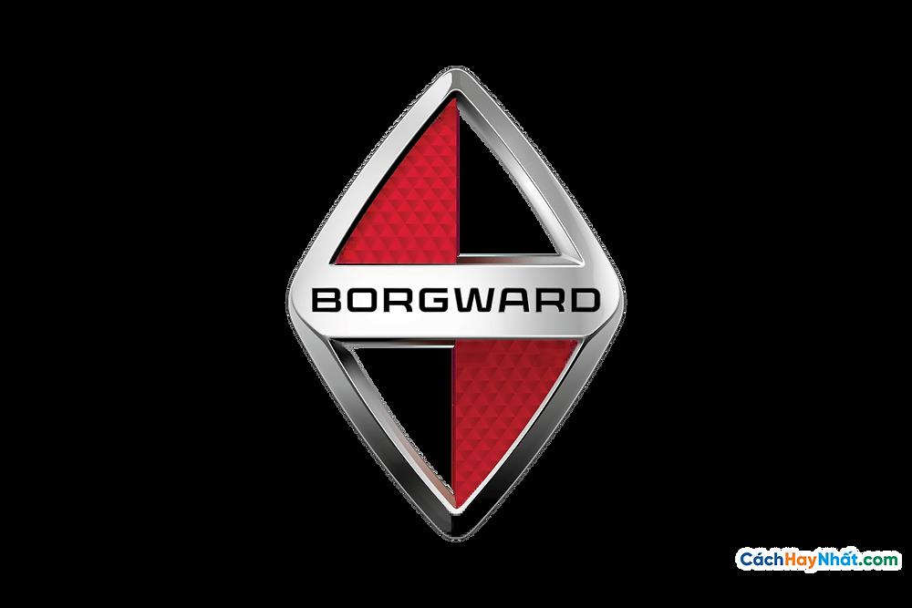 Logo Borgward PNG