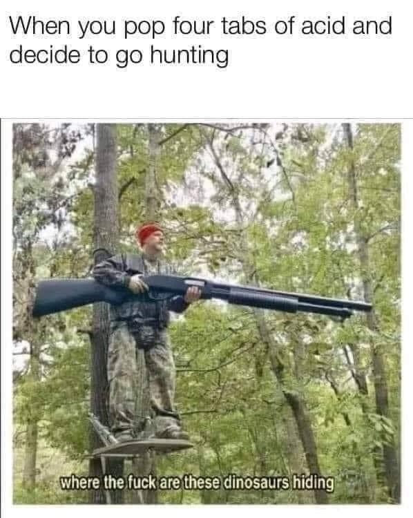 Funny Hunting Memes