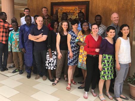 1er Comité de Pilotage du Programme EQUITE Afrique de l'Ouest