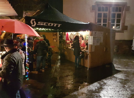 Trotz Regen ein gelungenes Wochenende in Kleinwallstadt