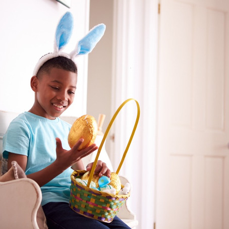 How to Celebrate Easter Indoors While Social Distancing