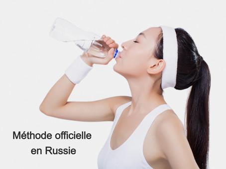 Jeûne - méthode officielle en Russie