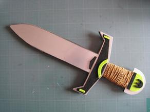 L'épée de gladiateur