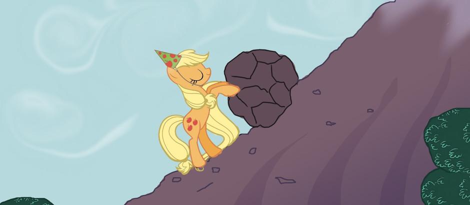 37. Бессмертный пони (Нажмите для прослушивания)