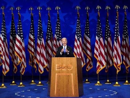 The 2020 Democratic vs Republican National Conventions