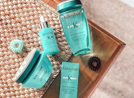 Growing your hair? Kerastase Extentioniste could help you achieve your long hair goals!
