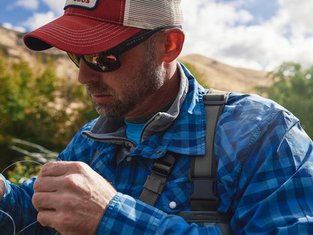 Gear Review: Stio Long Sleeve Eddy Shirt