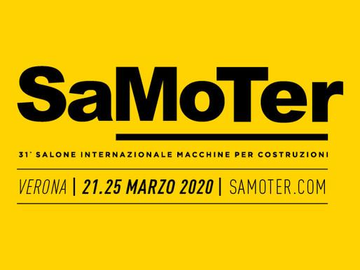 SAMOTER 2020 : 23° PREMIO INNOVAZIONE SAMOTER, IN SCENA IL FUTURO DELLE MACCHINE PER COSTRUZIONI