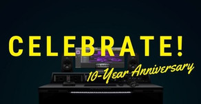 Waasoundlab celebrates its 10-year Anniversary !