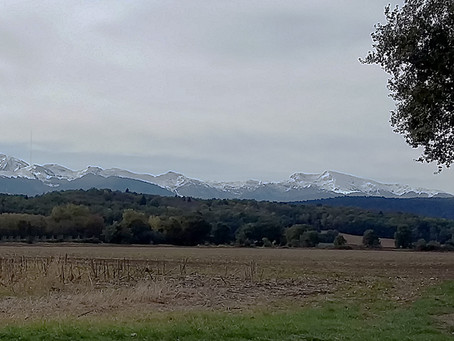 Snow on the Mountaintops