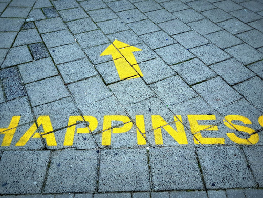 Orienting to Happiness