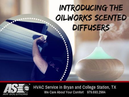 Introducing The OilWorks Scented Diffusers