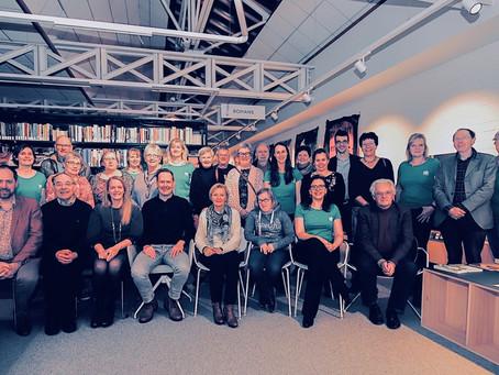 Bedankt bibliotheekvrijwilligers!