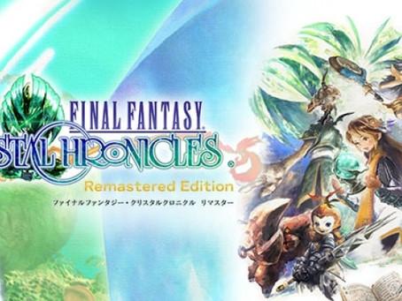 NEWS | Bad news: Final Fantasy Crystal Chronicles Remastered Edition – Release-Datum verschoben