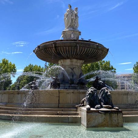 Les lieux incontournables d'Aix-en-Provence