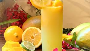 Mango Lemonade 4 ways to enjoy!