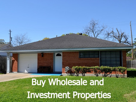 Buying: Knowing The Houston Area