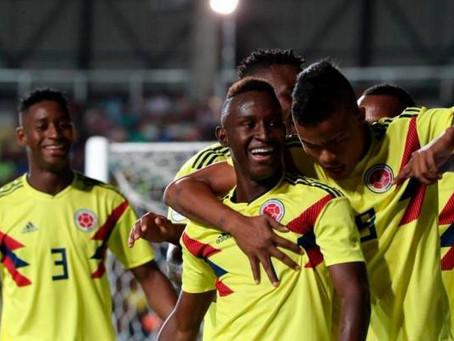 Colombia se prepara para el Mundial sub 20 en Polonia, y estos son los convocados