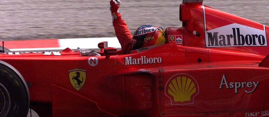 #628 GP d'Italia 1998, Schumacher vince, Irvine completa la festa Ferrari, Hakkinen è solo quarto