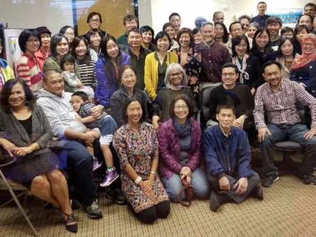 Post-Event: Holiday Potluck & Volunteer Outreach 2017